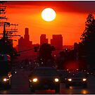 Washington Blvd 8 PM by Chet  King