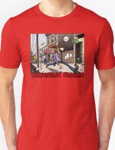 Fabulous Furry Freak Brothers Freewheelin Franklin Unisex T-Shirt