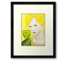 Piers Gaveston Framed Print