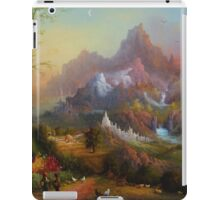 From The Shire To The Sea. iPad Case/Skin