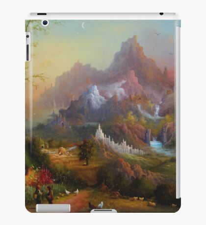 From  Shire To The Sea. iPad Case/Skin