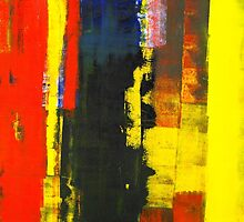 ABSTRACT UNTITLED IV by GeeGeeW