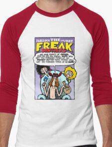 Fabulous Furry Freak Brothers Dope Quote Men's Baseball ¾ T-Shirt
