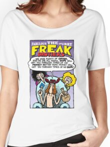 Fabulous Furry Freak Brothers Dope Quote Women's Relaxed Fit T-Shirt