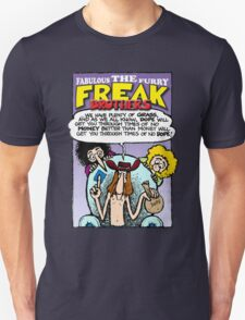 Fabulous Furry Freak Brothers Dope Quote T-Shirt