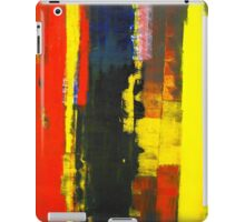 ABSTRACT UNTITLED IV iPad Case/Skin