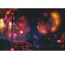 Mordor Unleashed III Photographic Print