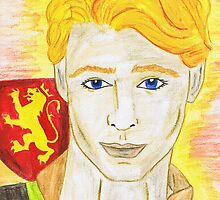 Henry II. Plantagenet by Rowan  Lewgalon