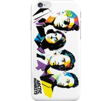 Arctic monkeys Cartoon iPhone Case/Skin