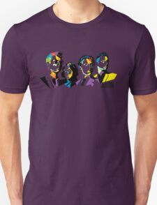 Arctic monkeys Cartoon T-Shirt