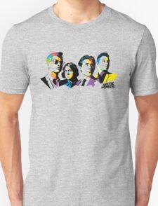 Arctic monkeys Cartoon T-Shirt