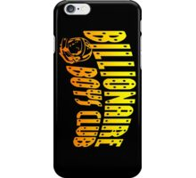 Billionaire boys club basic bbc iPhone Case/Skin
