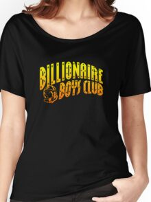 Billionaire boys club basic bbc Women's Relaxed Fit T-Shirt