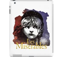 Les Miserables 2012 iPad Case/Skin