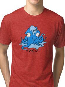 Marvin The Squid Tri-blend T-Shirt