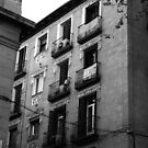 Building in Madrid by AJPPhotography