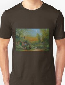 The Shire (Frodo and Sam Making Plans ) Unisex T-Shirt