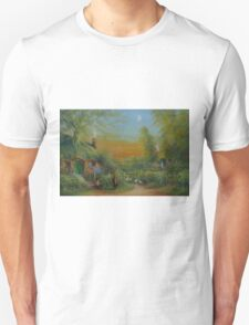 The Shire (Frodo and Sam Making Plans ) T-Shirt