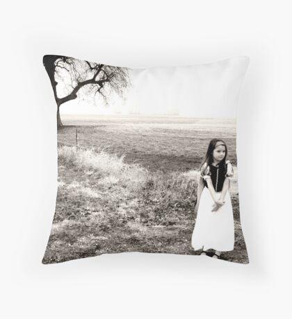 Princess In Waiting Throw Pillow