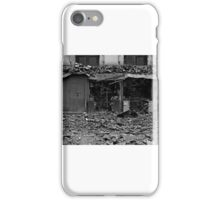 Earthquake Nepal 2015 iPhone Case/Skin