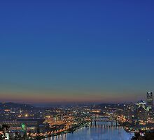 Pittsburgh Revisited II HDR by PJS15204
