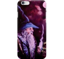 Gandalf Mark Of The Wizard iPhone Case/Skin