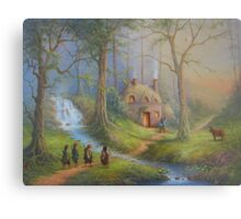 The House Of Tom Bombadil Metal Print