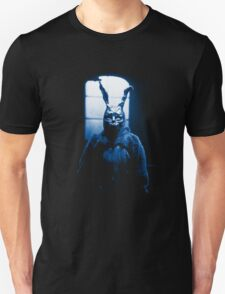 Frank the Donnie Darko rabbit costume T-Shirt