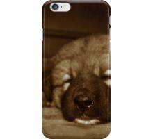 sleepping iPhone Case/Skin