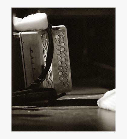 Sharon Shannon's Box Photographic Print