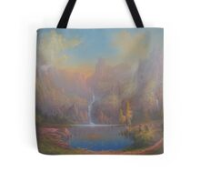 Dwarf Kingdom The Crown Of Durin Tote Bag