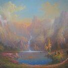 The Mirrored Lake by Joe Gilronan