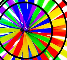 Color Wheel by Charles Plant