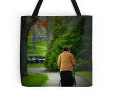 The Afternoon Stroll Tote Bag