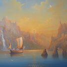 The Immortal Lands by Joe Gilronan