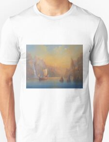 The Journey To The  Undying Lands T-Shirt
