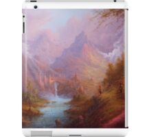 Osgiliath Pause For Thought iPad Case/Skin