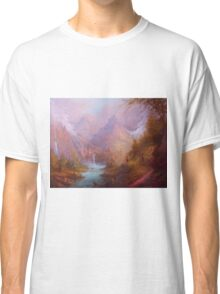 Osgiliath Pause For Thought Classic T-Shirt