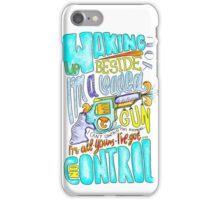 No Control  iPhone Case/Skin