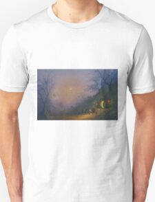 The Pumpkin Seller ( A Hobbits Halloween ). Unisex T-Shirt