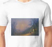 The Pumpkin Seller (Halloween). Unisex T-Shirt
