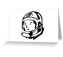 Astronaut Greeting Card