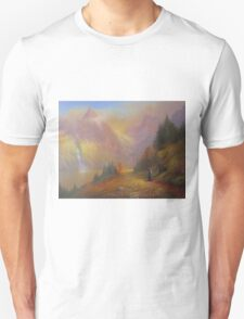 Gandalf and Beorn.(A Chance Encounter) T-Shirt