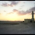 BEACH MOSQUE  by S .