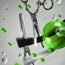 Shear Texture Lime by dstarj