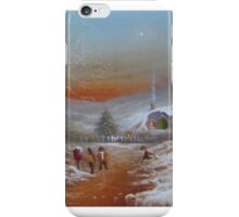 Snowballs In The Shire iPhone Case/Skin