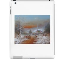 Snowballs In The Shire iPad Case/Skin