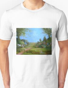 A Hobbits Adventure (late for an appointment) T-Shirt