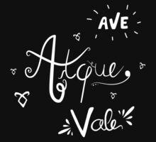 Ave Atque Vale Kids Clothes