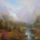 The Mountains Of Mist. by Joe Gilronan